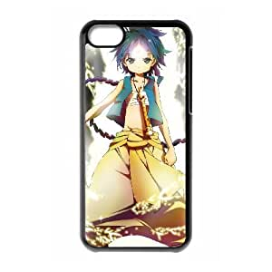 Magi iPhone 5c Cell Phone Case Black E3Y6YJ