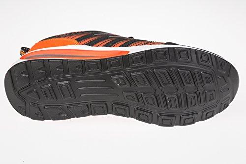 Taille Et orange Noir 36 Baskets orange Confortable Léger Très Gibra Noir xYwBgx