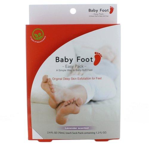Baby Foot Exfoliant Peel Booties product image