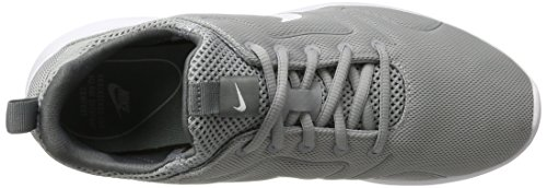 Nike Kaishi 2.0, Chaussures de Fitness Femme, Multicolore (Wolf Grey/White-Cool Grey), 42.5 EU