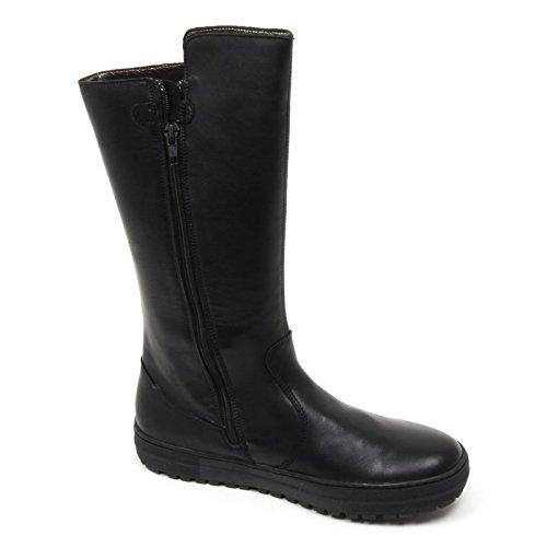 Bimba Stivale Kid Borchie Nero Scarpa Shoe Nero Naturino Girl C2714 Boot qRw4W6
