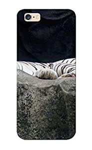 Ideal Markrebhood Case Cover For Iphone 6 Plus(white Tiger ), Protective Stylish Case