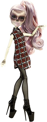 (Monster High Zomby Gaga Doll)