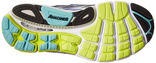 Saucony Hurricane ISO Women's Zapatillas Para Correr Púrpura - morado