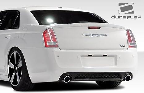 2011 - 2014 Chrysler 300 DuraFlex SRT aspecto parachoques trasero Cover - 1 pieza: Amazon.es: Coche y moto