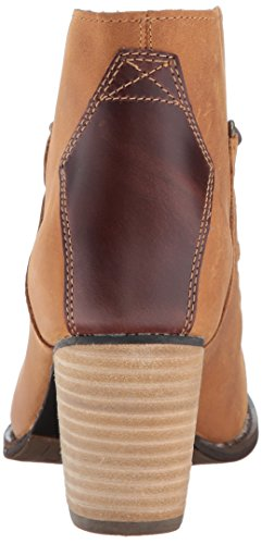 Ankle Caterpillar Boots Womens Tan Tater Almond Leather Arbor Toe Fashion wFX1TFq