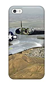 New Arrival North American A36a Apache Aa Man Made Aircraft For Iphone 5/5s Case Cover