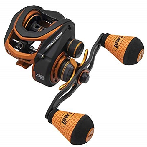 Lew's Fishing Mach Crush SLP Speed Spool MSB MC1SHL Reels