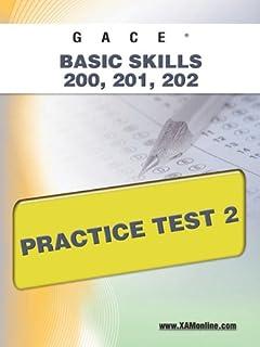 gace basic skills 200 201 202 teacher certification test prep rh amazon com Reading and Study Skills Basic Communication Skills