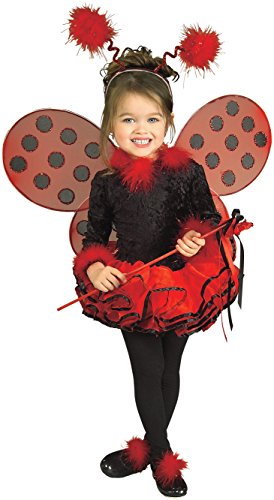 Toddler's Lady Bug Cutie Costume ()