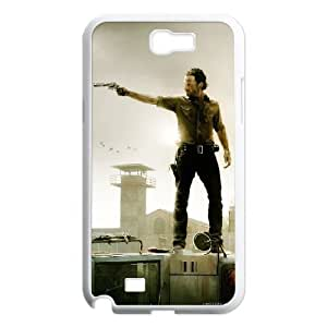 DIY Stylish Printing The Walking Dead Cover Custom Case For iPhone 6 Plus 5.5 Inch V6Q553053