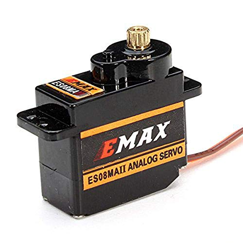 EMAX ES08MA II 12g Micro Metal Gear Analog Servo for RC Model