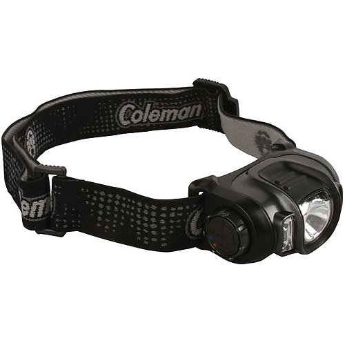 Coleman 3AAA Multi-Color R/W/B 150L Headlamp (Coleman Multicolor Flashlight compare prices)