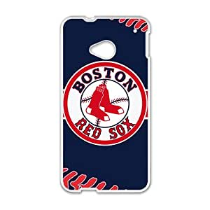 Boston Red Sox New Style High Quality Comstom Protective case cover For HTC M7