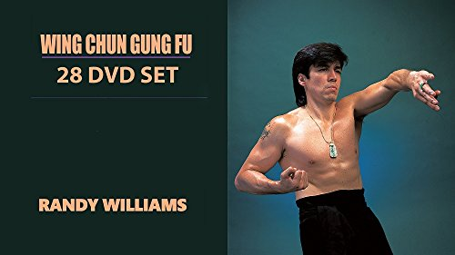 28 DVD SET Wing Chun Gung Fu Complete Training Program Course - Master Randy Williams