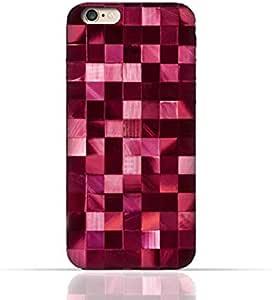 Apple iPhone 6 Plus / 5 Plus s TPU Silicone Case with Glamour Mosaic Disco Design