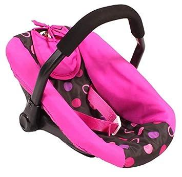 CHIC 2000 Puppen-Autositz Pinky Balls Babypuppen & Zubehör