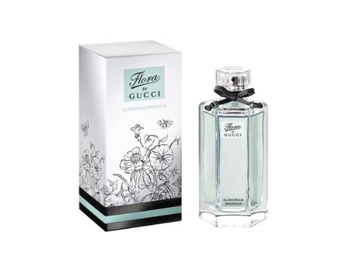 Gucci Flora Glamorous Magnolia Eau De Toilette Spray for Women, 3.4 Ounce (Perfume Gucci Flora By)
