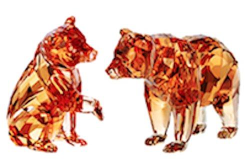SWAROVSKI SCS BEAR CUBS (CRYSTAL)
