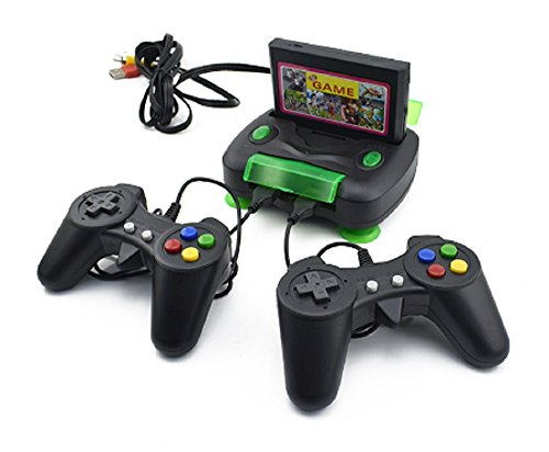[8 Bit Classic Video Game Consoles Built in 180 For FC Games To TV Player Double Handle Nostalgic For Children Gift Video] (Tv Movie Childrens Costumes)