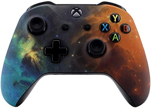 Xbox One Wireless Controller for Microsoft Xbox One – Custom Soft Touch Feel – Custom Xbox One Controller (Vibrant Universe) - Digital Market News