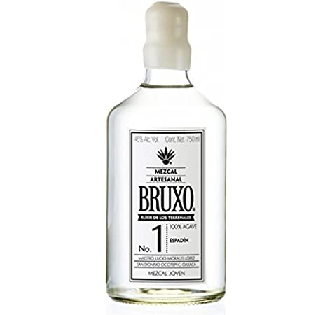BruXO Number 1 Espadin Mezcal, 70 cl: Amazon.es: Alimentación y bebidas