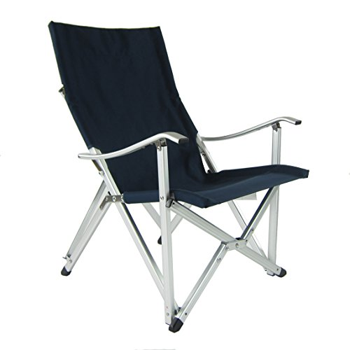 onway aluminum portable folding luxury comfort chair. Black Bedroom Furniture Sets. Home Design Ideas