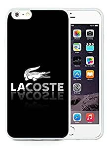 Fahionable Custom Designed iPhone 6 Plus 5.5 Inch Cover Case With Lacoste 15 White Phone Case