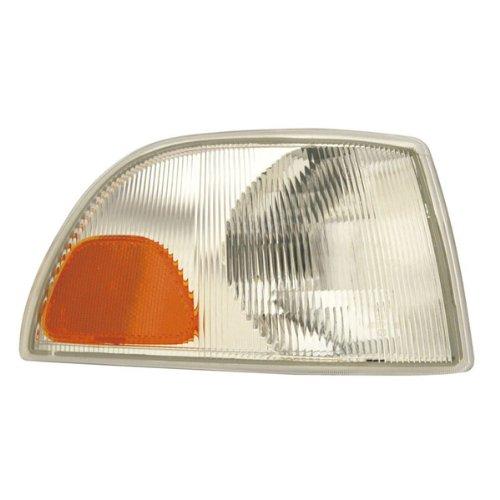 Side Turn Park Signal (1998-2002 Volvo C70 & 1998-2000 S70, V70 Corner Park Light Turn Signal Marker Lamp Right Passenger Side (1998 98 1999 99 2000 00 2001 01 2002 02))