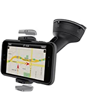 CAE Mount Belkin Universal Phone Car Mount Compatible with Devices up to 6 inches Wide, Convenient Mount Rotates 360 Degrees, (F8M978BT)