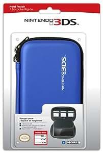 Nintendo 3DS Hard Pouch - Blue - Standard Edition