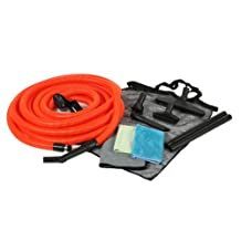 Cen-Tec Systems 99669 50-Feet Premium Garage Kit with Orange Hose