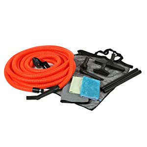 Cen-Tec Systems 99669 50 foot Premium Garage Kit with Orange hose