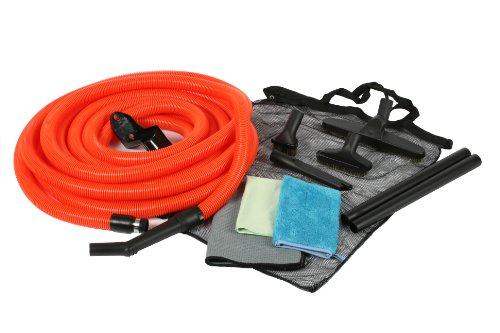 Cen-Tec Systems 99669 50 foot Premium Garage Kit with Orange hose -