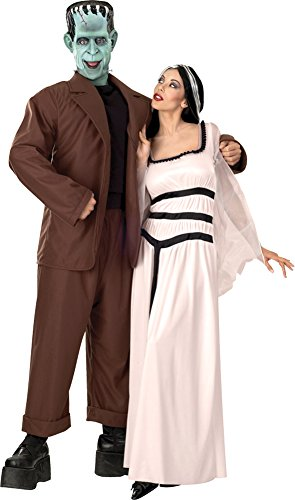 DISC0UNTST0RE Herman Munster Adult Costume Halloween Costume]()