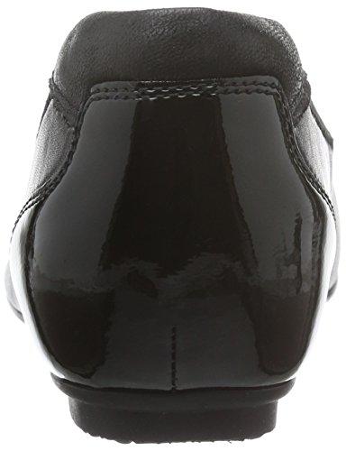 Tamaris22103 - Bailarinas Mujer Negro (BLACK 001)