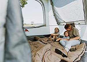 Oztent Oxley 5 Lite Luxurious Comfortable Living Waterproof