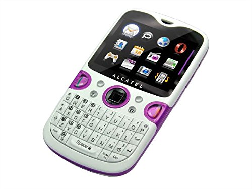 ALCATEL OT-802A Unlocked TRIBAND,Camera,Bluetooth Full Keyboard GSM Cell - Triband Phone Bluetooth