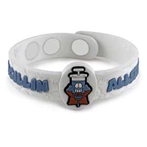 Allermates Kids Penicillin Allergy (Supercillin) Wristband by aller-mates