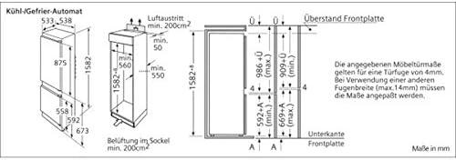 Siemens KI24M471 Integrado 226L A Blanco nevera y congelador ...