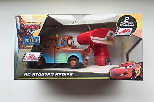 Cars Tow Mater RC Starter Series