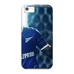 Snap-on Case Designed For Iphone 5c- Zenit Midfielder Roman Shirokov Photo