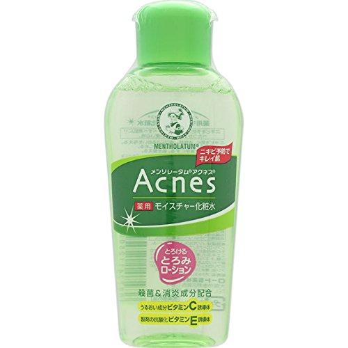 メンソレータムアクネス 薬用モイスチャー化粧水