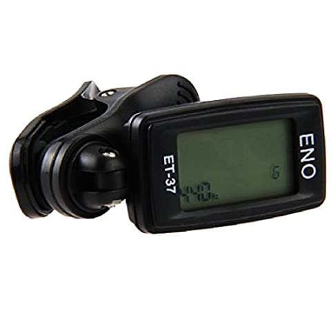 Western Music Specialized Clip on Digital Chromatic Tuner Mini Violin Professional Gift Woodwind - Specialized Electronics