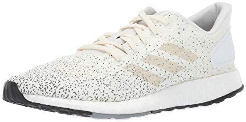 Adidas Running Shoes Women - adidas Women's Pureboost DPR, raw White/Grey, 8 M US