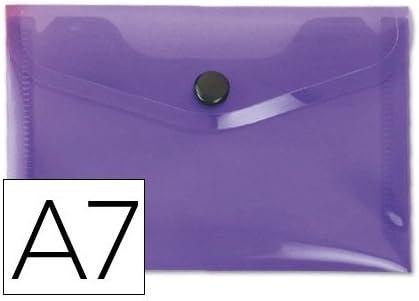 liderpapel ds43/ /cartellina A7 colore: Viola