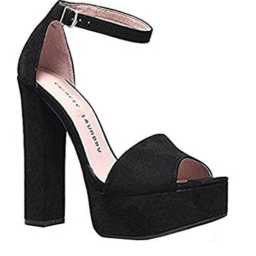 Avenue Sandal High Heel Platform Dress Pump -