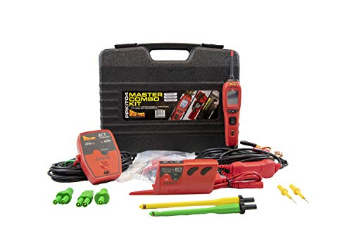 Diesel Laptops Power Probe IV Master Combo Kit Bundled with 12-Months of Truck Fault Codes by Diesel Laptops (Image #3)