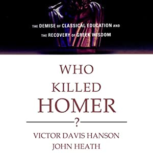 Who Killed Homer? Audiobook