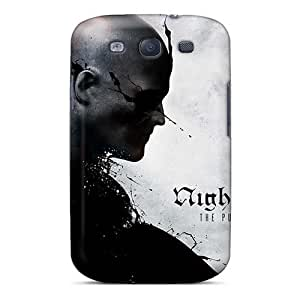 Samsung Galaxy S3 QWT6370dPmR Provide Private Custom High Resolution Nightrage Band Skin Best Cell-phone Hard Cover -CristinaKlengenberg